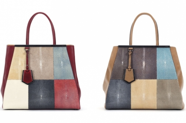 Fendi Fall 2012 Bags Collection
