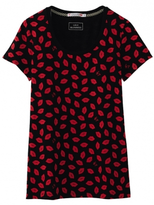 Lulu Guinness for Uniqlo T-Shirt Collection
