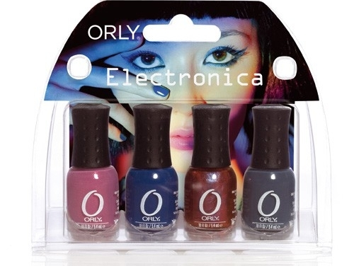 Orly Electronica Fall 2012 Nail Polish Collection