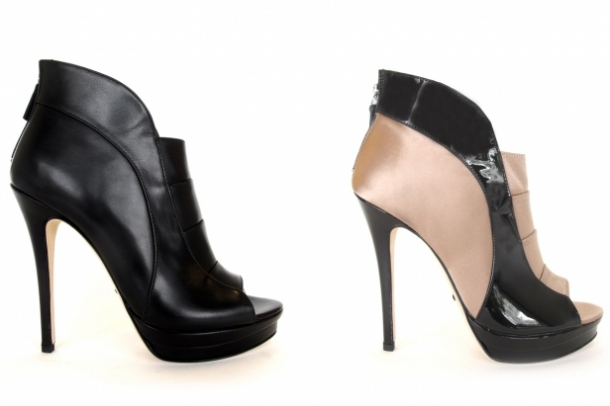 Jerome C. Rousseau Fall 2012 Shoes Collection