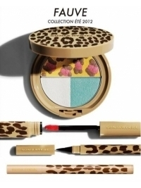 Sonia Rykiel Fauve Summer 2012 Makeup Collection