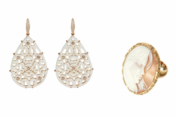 Wilfredo Rosado Fall 2012 Jewelry Collection