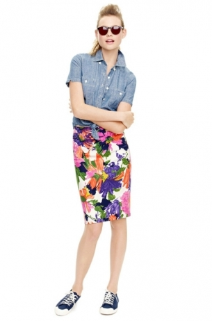 J.Crew Looks We Love Summer 2012