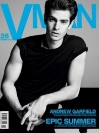 Andrew Garfield Talks 'Spider-Man' with V Man Magazine