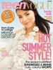 Miranda Cosgrove Covers Teen Vogue June/July 2012