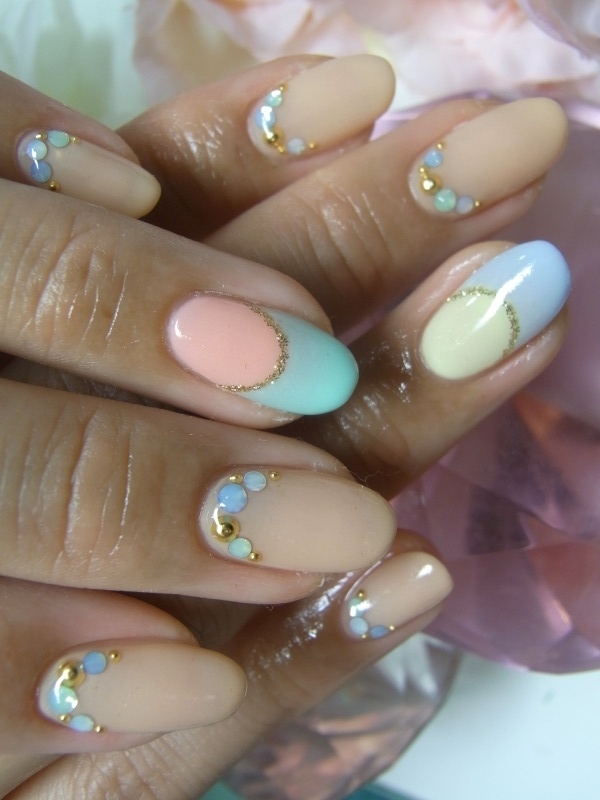 New Girly Nail Art Ideas For Summer
