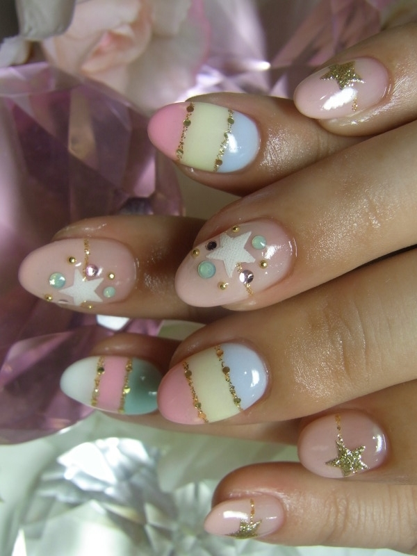 Professional nail design ideas for 3d nail art salon new jersey