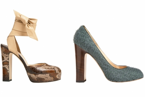 Bionda Castana Fall 2012 Shoes Collection