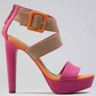 Bershka Spring/Summer 2012 Shoes