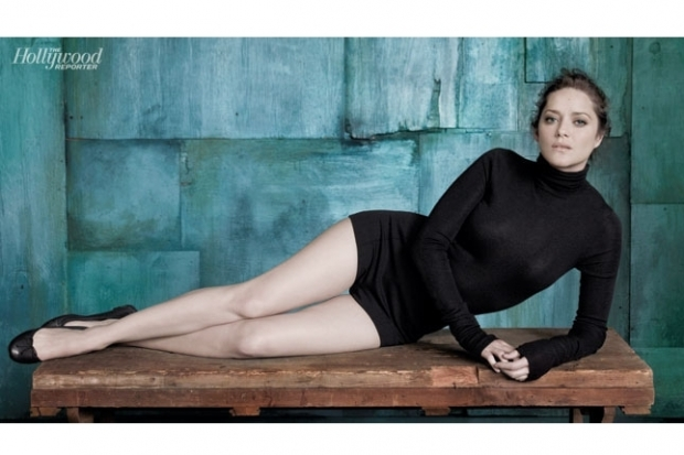 Marion Cotillard for The Hollywood Reporter