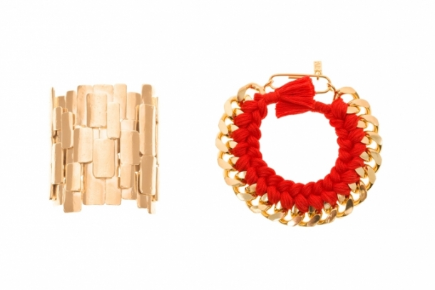Aurelie Bidermann Fall 2012 Jewelries