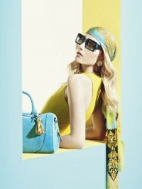 Uterqüe Viva Italia S/S 2012 Lookbook