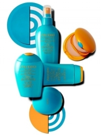 Shiseido 360 Sunshine Suncare Summer 2012 Collection