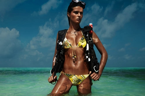 H&M Beach Sensation Summer 2012 Campaign