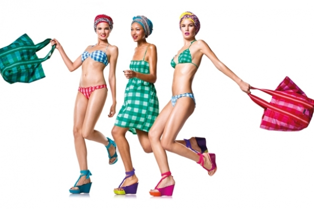 Undercolors of Benetton Spring/Summer 2012 Beachwear