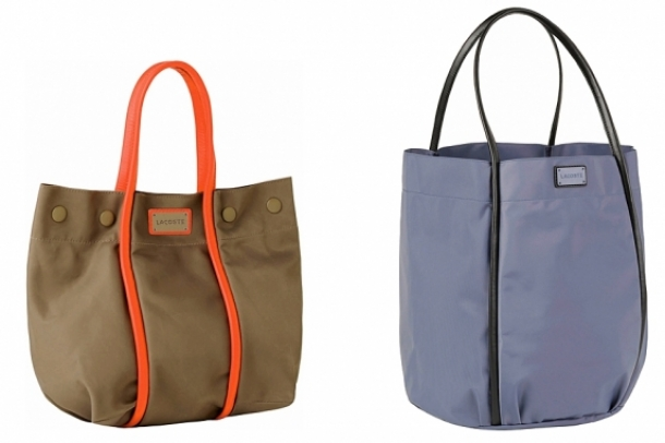 Lacoste Fall 2012 Handbags Collection