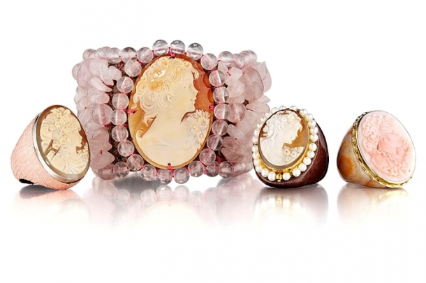 Amedeo 2012 Jewelry Collection