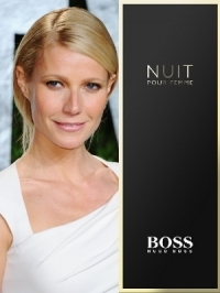 Gwyneth Paltrow Named New Face of Hugo Boss Nuit Pour Femme Perfume