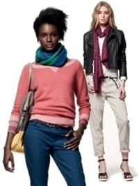 Gap Fall 2012 Fashion Collection