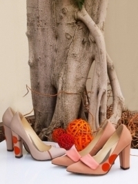 IVLISA 'Jardine Surrealiste' Shoe Collection