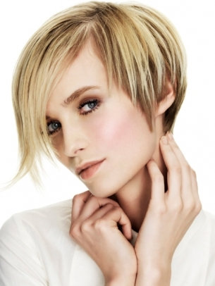 Short Hairstyle Idea
