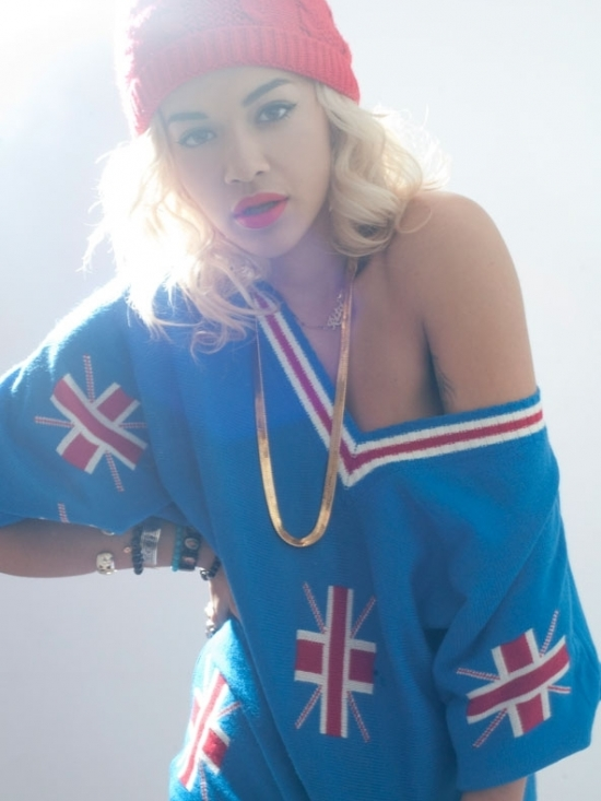 Rita Ora Talks Fashion and Music with Glamour UK