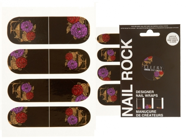 Nail Rock Designer Collection Nail Wraps | ASOS Excusive