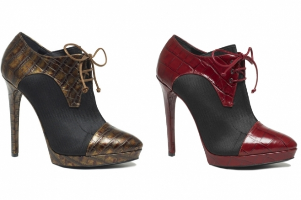Donna Karan Fall 2012 Shoe Collection