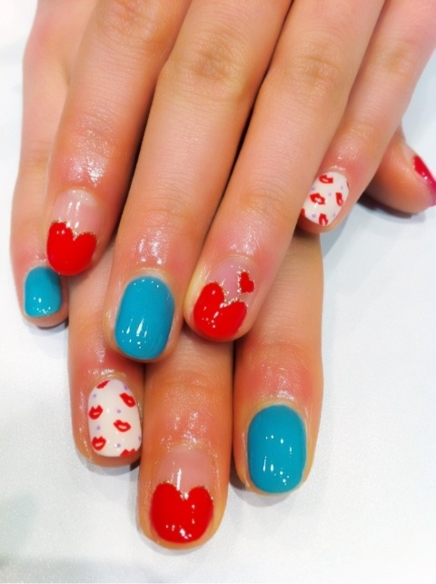 Lovely Nail Art Designs for 2012.