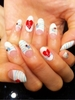 Lovely Nail Art Designs for 2012