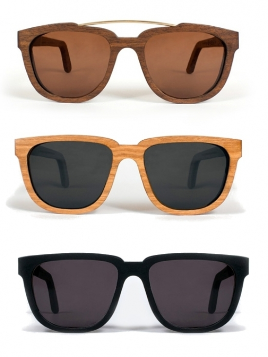 Capital Eyewear | Handmade Wood Sunglasses