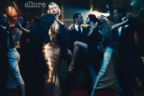 Elizabeth Banks Covers Allure June 2012