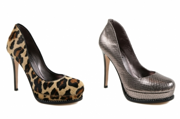 DKNY Fall 2012 Shoes Collection