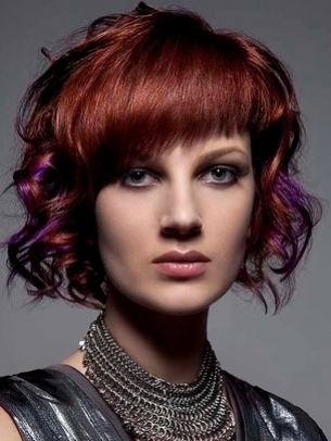 Medium Hairstyle Idea