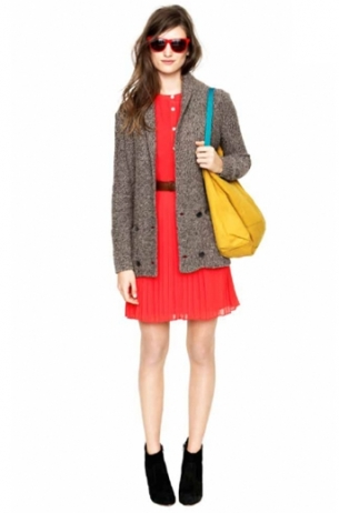 Madewell Fall 2012 Lookbook