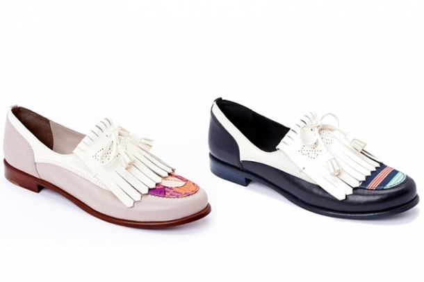 Tory Burch Summer 2012 Shoes Collection