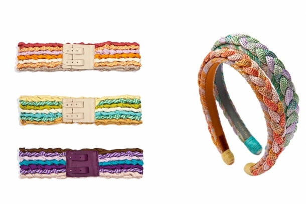 Missoni Summer 2012 Accessories