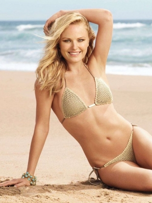 Malin Akerman Covers Shape June 2012