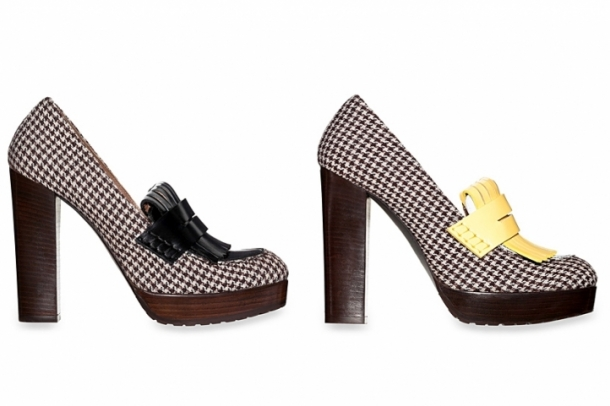 Marni Winter Edition 2012 Shoes
