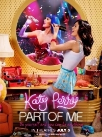 Katy Perry's 'Part of Me' 3D Movie Poster and Trailer Revealed