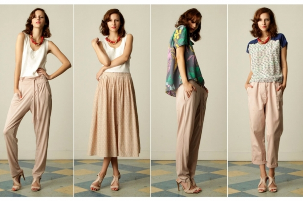 Geren Ford Spring/Summer 2012 Collection