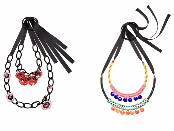 Marni Summer Edition 2012 Jewelries