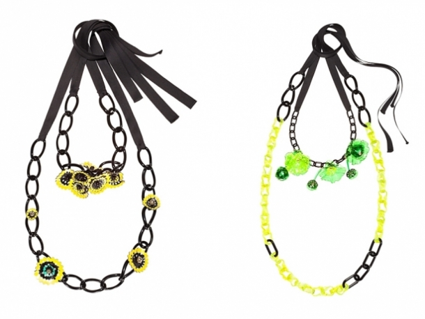 بذآتـــو ! Marni Summer Edition 2012 Jewelry