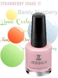 Jessica Gelato Mio Summer 2012 Nail Polish Collection