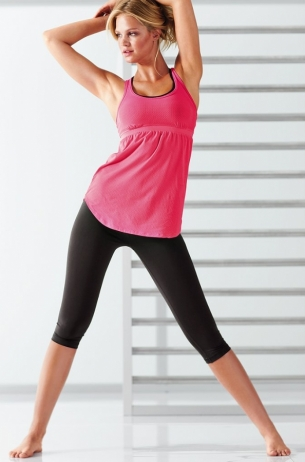 Erin Heatherton For Victorias Secret VSX May 2012