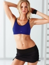 Erin Heatherton for Victoria's Secret VSX May 2012 Workout Gear