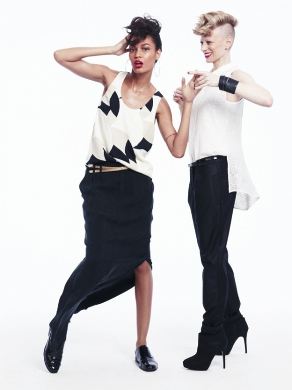 Fashion Star Winner Kara Laricks For H&M