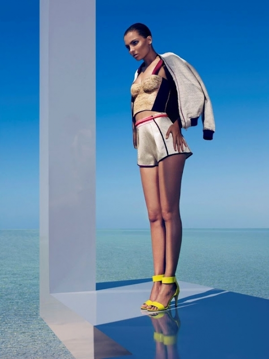 True Colors | H&M Magazine Summer 2012
