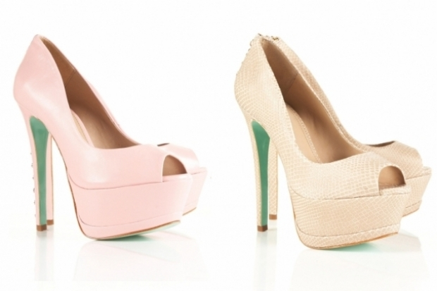 CJG for Topshop Shoes Collection 2012