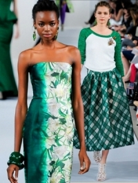 Oscar de la Renta Resort 2013 Collection